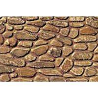 JTT Styrene Pattern Sheets Field Stone (2pk) - O Scale