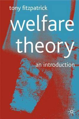 Welfare Theory by Tony Fitzpatrick
