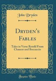 Dryden's Fables by John Dryden image