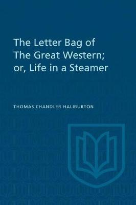 The Letter Bag of the Great Western; by Thomas Chandler Haliburton image