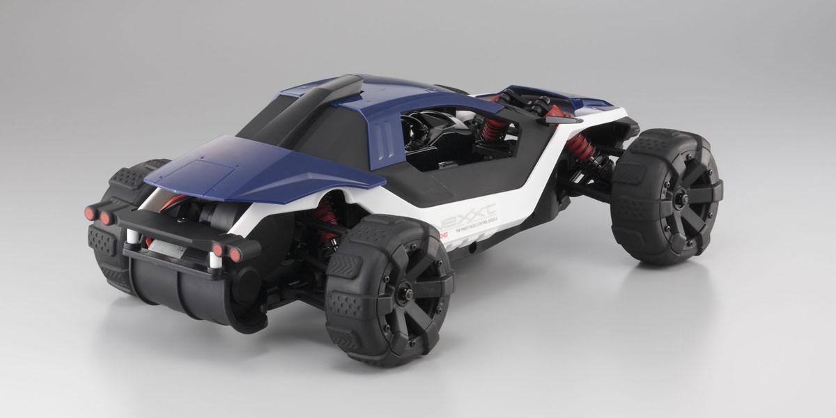 Kyosho EZ Series: NeXXt Readyset Type 3 - (Navy Blue) image