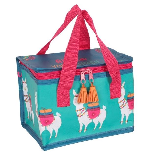 Nibble: Alpaca - Lunch Bag