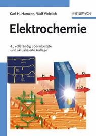 Elektrochemie by Carl H. Hamann image