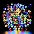 Solar String Lights - 200 LED Lights Multicolour Fairy Lights