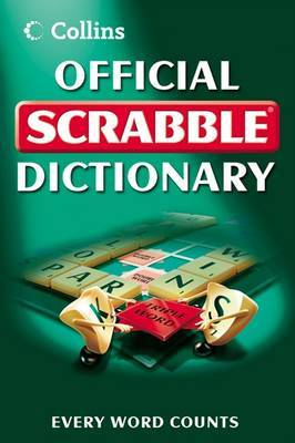 Collins Official Scrabble Dictionary image