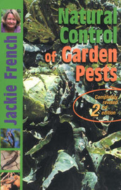 Natural Control of Garden Pests by Jackie French