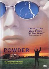Powder on DVD