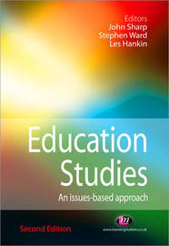 Education Studies: An Issues-based Approach image