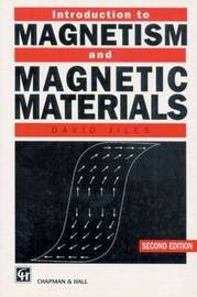 Introduction to Magnetism and Magnetic Materials by David C. Jiles image