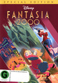 Fantasia 2000 - Special Edition on DVD