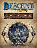 Descent Journeys in the Dark - BolGoreth Lieutenant Pack