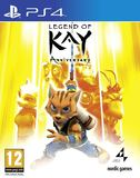 Legend of Kay Anniversary for PS4
