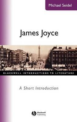James Joyce by Michael Seidel image