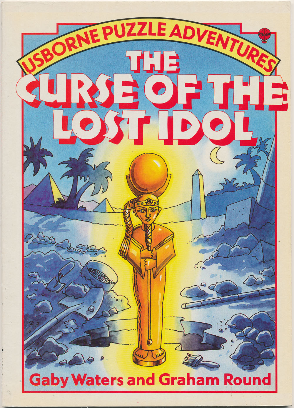 The Lost Idol by Gaby Waters image