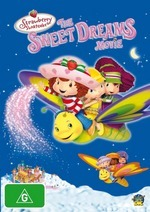 Strawberry Shortcake - The Sweet Dreams Movie on DVD