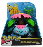 Pokémon: Mega Venusaur - Battle Action Figure