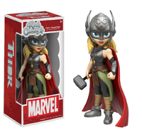 Marvel – Lady Thor Rock Candy Vinyl Figure