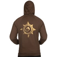 Hearthstone Rose Zip-up Hoodie (XX-Large) image