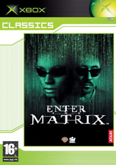 Enter The Matrix for Xbox