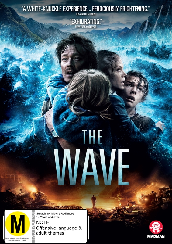 The Wave on DVD