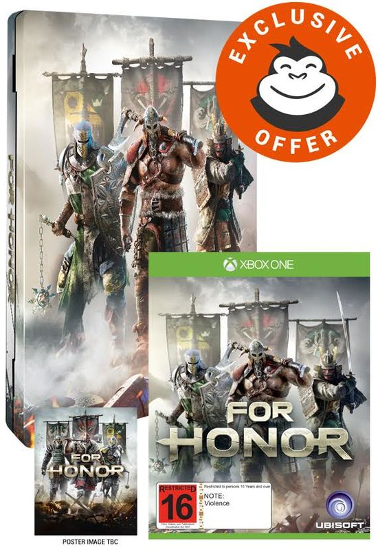 For Honor Limited Edition for Xbox One