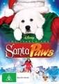 The Search for Santa Paws on DVD