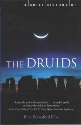 A Brief History of the Druids by Peter Berresford Ellis image