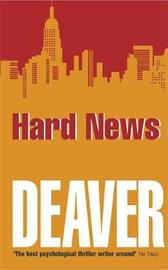 Hard News by Jeffery Deaver image