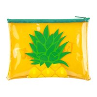 Sunnylife See Through Pouch Pineapple