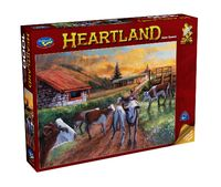 Holdson: 1000 Piece Puzzle - Heartland S2 (Dairy Queens)