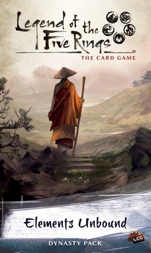 Legend of the Five Rings LCG: Elements Unbound image
