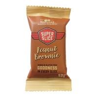 Tom & Luke Super Slice - Peanut Brownie (52g)