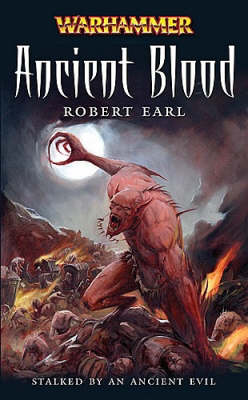 Warhammer: Ancient Blood by Robert Earl image