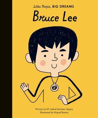 Bruce Lee by Maria Isabel Sanchez Vegara