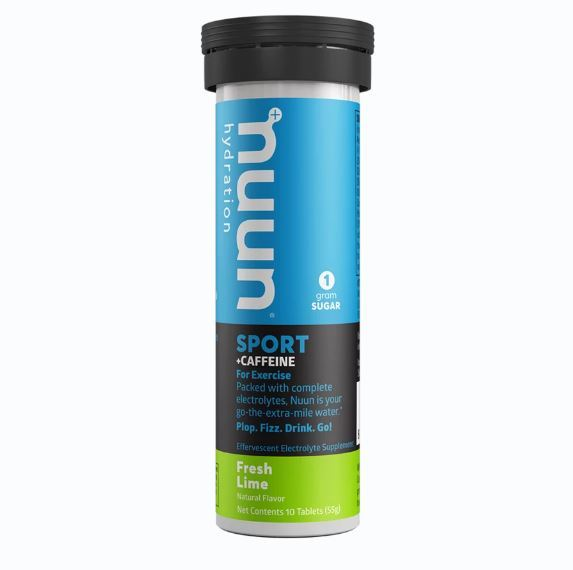 Nuun Sport Hydration Tablets - Fresh Lime