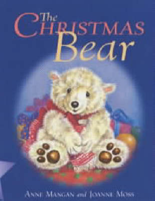 The Christmas Bear by Anne Mangan image