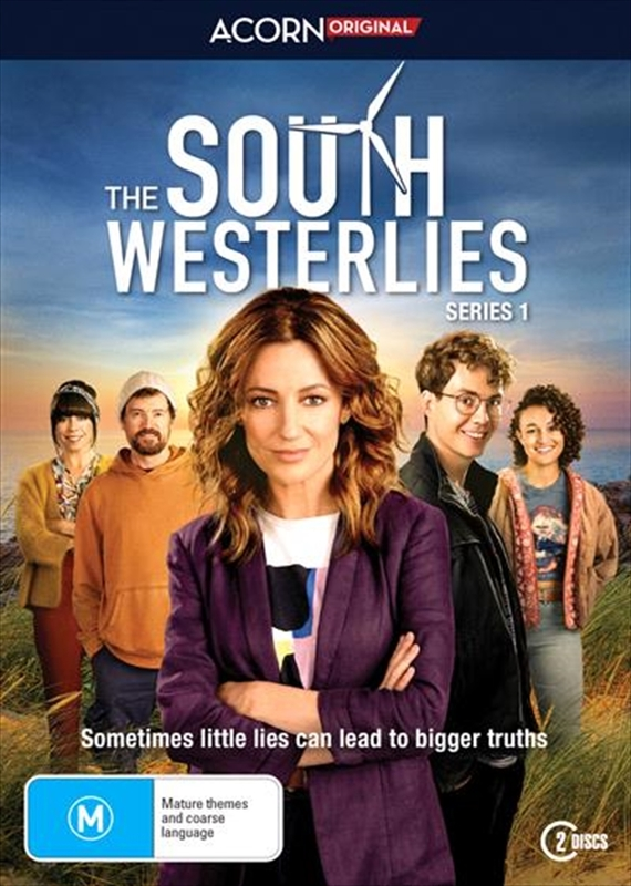 The South Westerlies: Series 1 on DVD