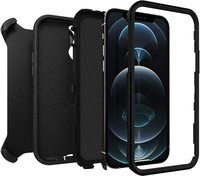 OtterBox Defender for iPhone 12 / 12 Pro - Black