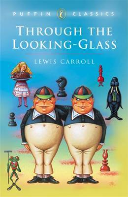 Through the Looking Glass and What Alice Found There by Lewis Carroll image