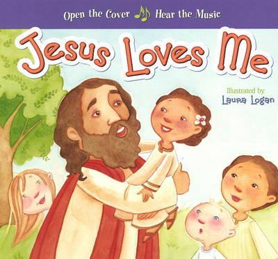 Jesus Loves Me by Laura Logan image