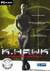 K-Hawk: Survival Instinct for PC Games