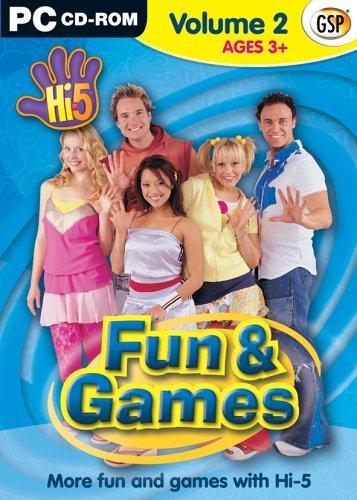 Hi-5: Fun & Games for PC Games