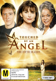 Touched By An Angel (Season 5) on DVD
