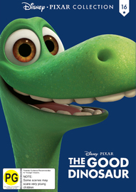The Good Dinosaur (Pixar Collection 16) on DVD