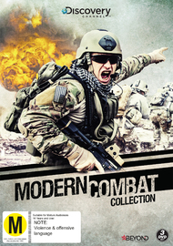 Modern Combat Collection on DVD