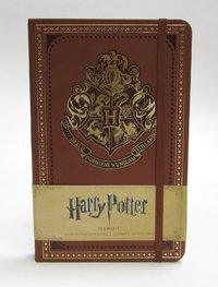 Harry Potter Hogwarts Hardcover Ruled Journal by Insight Editions image