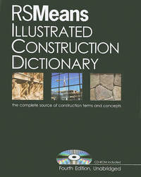 Means Illustrated Construction Dictionary, Fourth Edition, Unabridged (CD-ROM Included) by RSMeans image