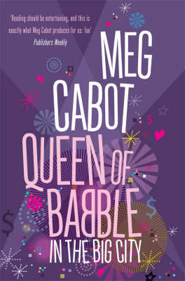 Queen of Babble in the Big City by Meg Cabot image