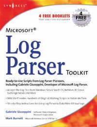 Microsoft Log Parser Toolkit by Gabriele Giuseppini