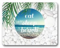 Kelly Lane: Turtle Bay Cork Placemats - Eat (Set of 6)
